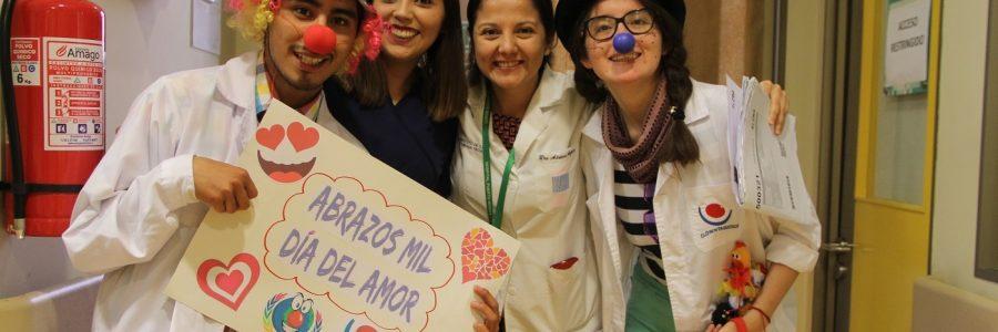 Clown de Hospital y Risoterapia